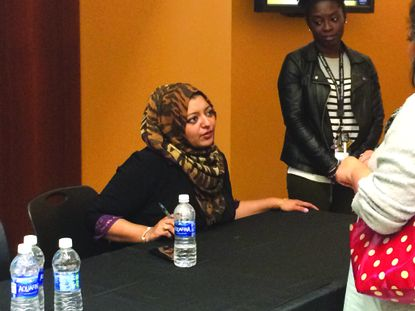 Rabia Chaudry, advocate for Adnan Syed, discusses the effectiveness of storytelling