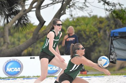 Beach Volleyball: Bollinger, Weaver helping new Stevenson program get back to square one