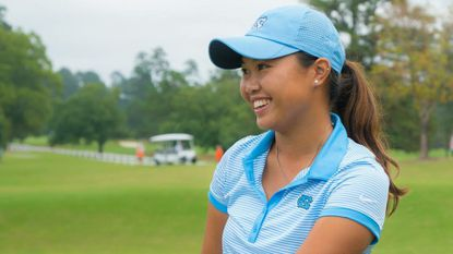 With playing career taking off, Columbia's Nguyen set to host local golf event
