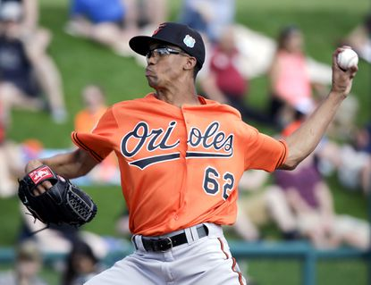 Bird seed: Observations and analysis from Orioles' Grapefruit League debut