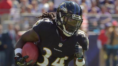 Alex Collins Baltimore Ravens Game Jersey