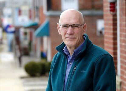 Former New Windsor Town Manager Frank Schaeffer.