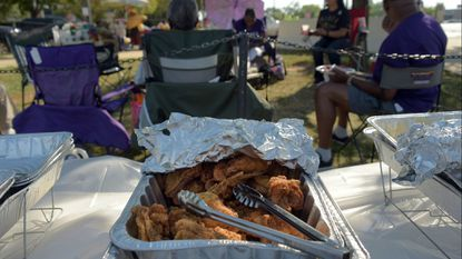 Carrie's Kitchen: Football season means time for tailgating recipes