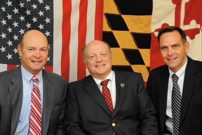 Three Cassilly brothers score clean sweep in Harford election