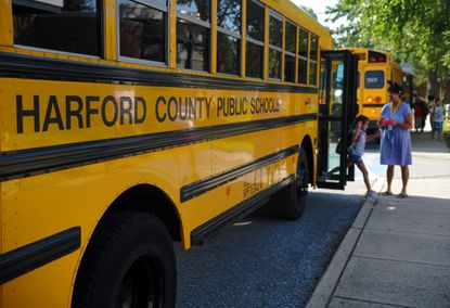 Maryland's Board of Education is advancing a new, five-star rating system for the state's public schools.