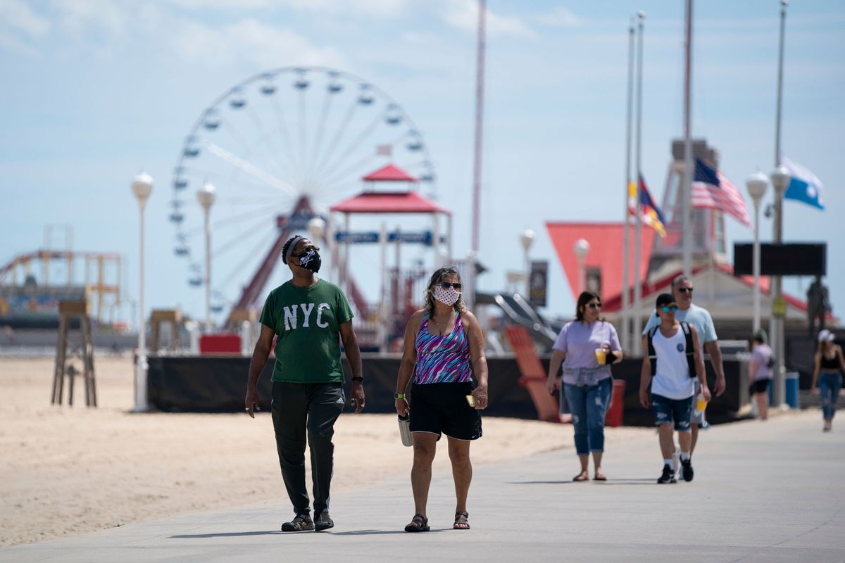 Ocean City on Memorial Day weekend | PHOTOS