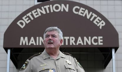 Sheriff James F. Fitzgerald of the Howard County Sheriff's Office is in the hot seat after a county investigation found evidence he discriminated against a former staff member.