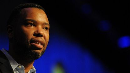 Author Ta-Nehisi Coates will talk about Afrofuturism and his work as a chronicler of Marvel's Black Panther during an appearance at the Baltimore museum of Art on May 17.