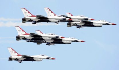 Ocean City Air Show to take place despite Thunderbird crash