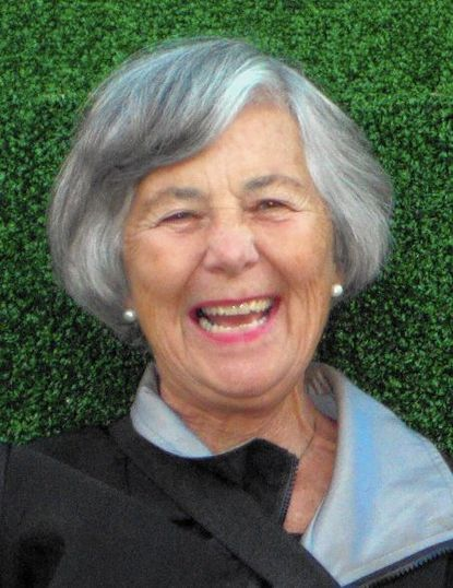 """Sharon C. """"Sherry"""" Lietman was a former Bryn Mawr School mathematics teacher who worked to instill in her students a love of numbers and puzzles."""