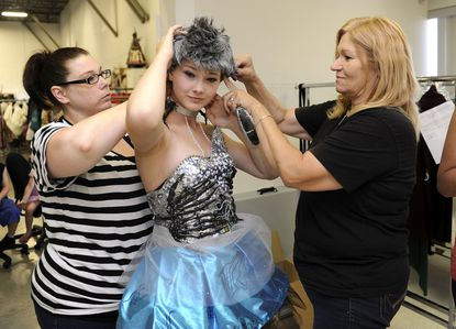 Southern High students make fashion statement with wearable art