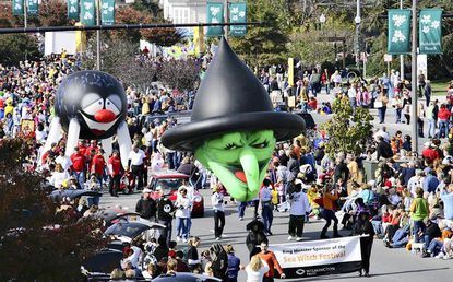 The Sea Witch Halloween & Fiddler's Festival returns to Rehoboth Beach this weekend.