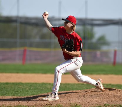 Dulaney sophomore pitcher Todd Mozoki was the winning pitcher and hit a home run in the Lions' 6-2 win over Howard in the regional semifinals last season. He also had a hit in the Lions' 1-0 loss to Sherwood in the regional finals.