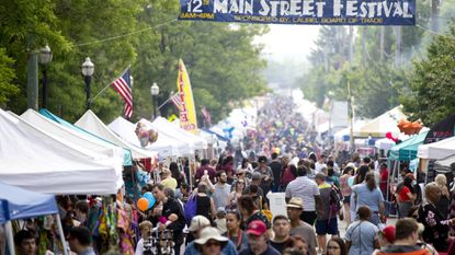 Laurel's Main Street Festival will be from 9 a.m. to 4 p.m. Saturday.