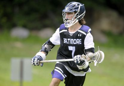 Attackman overcame ankle injury to play for Under Armour underclass championship team
