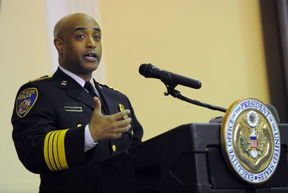 Former Baltimore Police Commissioner Anthony Batts gave a blistering account of disfunction in the department on Tuesday to a panel investigating police corruption, describing structural problems that span from City Hall all the way down to officers on the streets.