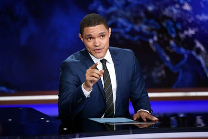 'Daily Show' host Trevor Noah talks Trump, DeRay, Baltimore riots and Kanye