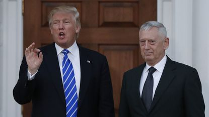 Defense Secretary James N. Mattis' exit leaves President Trump free to choose a new Pentagon chief who will be more in line with his own instincts.