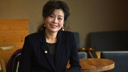 Young Smith is president of the Howard County chapter of the League of Korean Americans in Maryland.