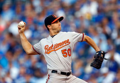 Orioles observations on Miguel Gonzalez's continuing struggles