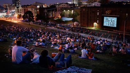 A complete guide to 2017 summer outdoor movie series in the Baltimore area