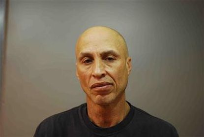 Sheldon Tubaya, 59, is charged with rogue and vagabond, and theft in connection with thefts from vehicles in Annapolis.