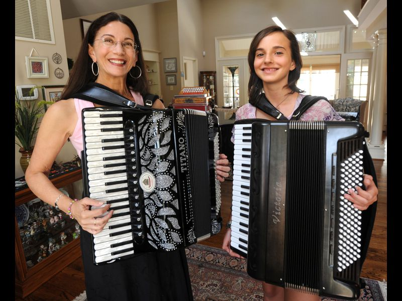 Accordion: Not just for polkas anymore, say fans - Baltimore Sun