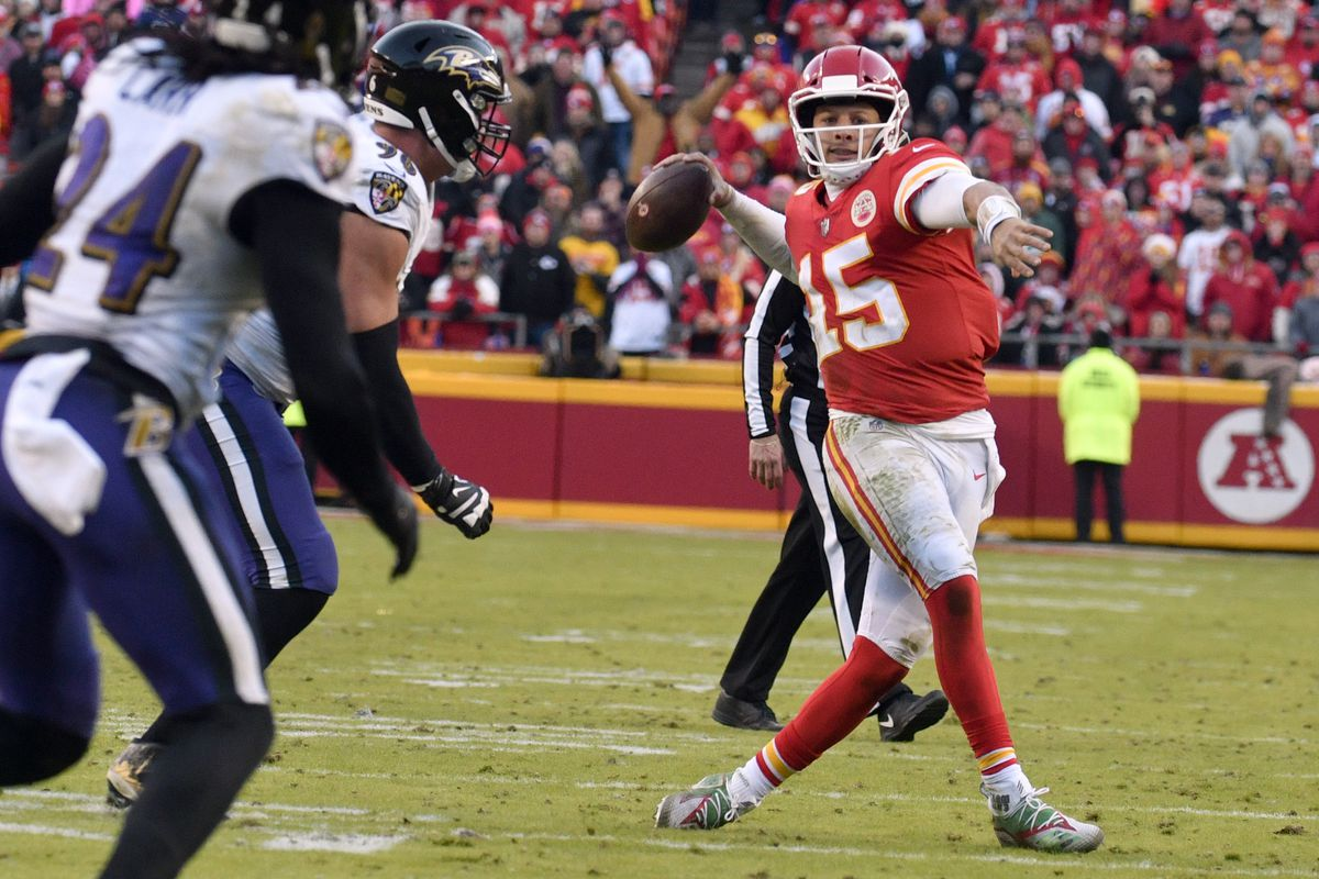 Preston: Just how good are the Ravens under Lamar Jackson? We'll find out when they face the Chiefs.