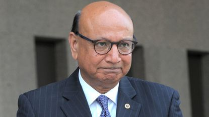 Khizr Khan will appear next week at a campaign event for Maryland gubernatorial candidate and Baltimore County Executive Kevin Kamenetz.