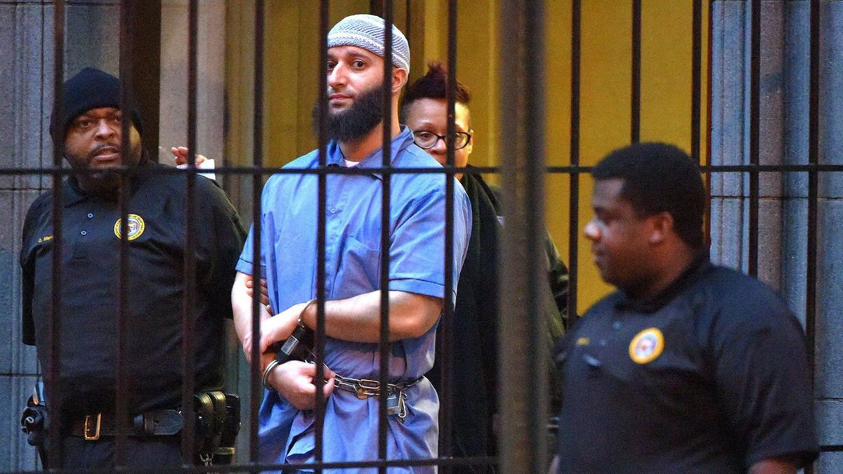 'Serial' subject Adnan Syed's murder case will not be heard by Supreme Court - Baltimore Sun