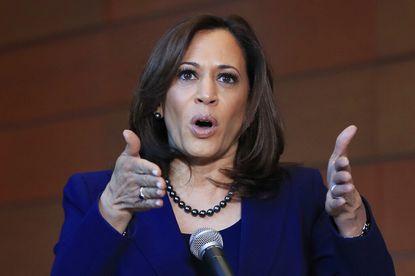 Democratic California Sen. Kamala Harris announces 2020 presidential bid
