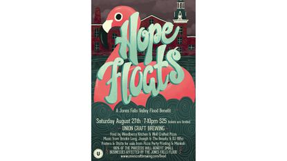Hope Floats: A Jones Falls Valley Flood Benefit