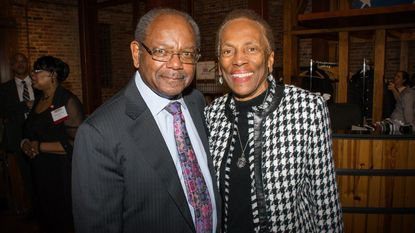 The Baltimore philanthropists Eddie and Sylvia Brown have donated $3.5 million to the Baltimore Museum of Art