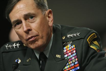 How David Petraeus avoided felony charges and possible prison time