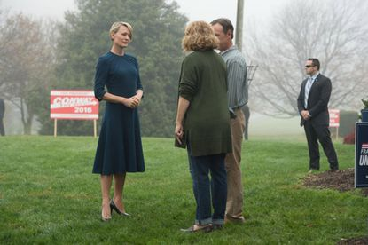 'House of Cards' Season 4, Episode 11 recap: Never have I ever