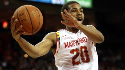 Terps guard Richaud Pack.