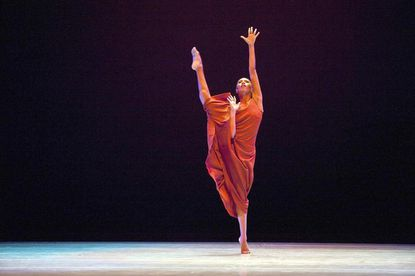 Baltimore's Jacqueline Green performs in the Alvin Ailey American Dance Theatre, which comes to the Modell Arts Center at the Lyric.