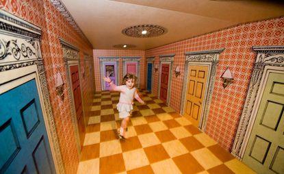 Alice's Adventures in Wonderland at Please Touch Museum in Philadelphia. Photo courtesy Please Touch Museum Philadelphia VisitPhilly.com HistoricPhiladelphia.org