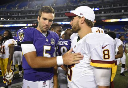 Ravens and Redskins set to renew the rivalry that isn't