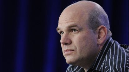 """David Simon, creator and executive producer of the HBO series """"The Wire"""" and """"The Deuce,"""" wrote an essay this week recalling his friends at The Capital who were killed June 28, and saying President Trump's rhetoric against the media contributed to the incident."""