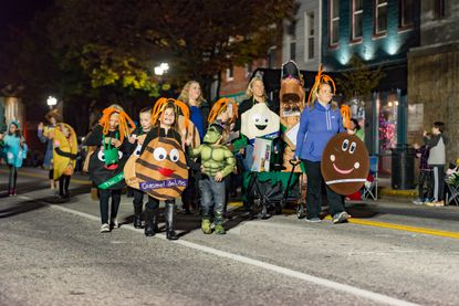 The 2018 Westminster Halloween Parade hosted by The American Legion Post 31. This year's parade is set for Oct. 29.