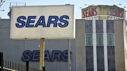 Sears Holdings, parent of Sears and Kmart store chains, filed for bankruptcy Monday. One of its largest creditors is Stanley Black & Decker, which has a headquarters in Towson.