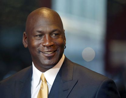 Charlotte Hornets owner Michael Jordan is competing in the White Marlin Open in Ocean City.
