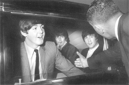 Photographer captured Beatlemania in Baltimore 50 years ago