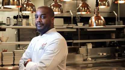 "Ed Evans, executive chef with Live! Casino and Hotel, is set to appear on an episode of the Food Network show ""Chopped"" on July 2."