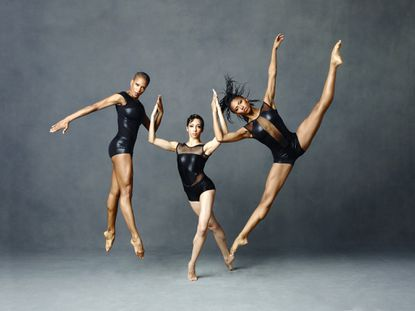 Performances by the Alvin Ailey Dance Theater, scheduled for Saturday and Sunday at the Patricia & Arthur Modell Performing Arts Center at the Lyric, have been canceled.