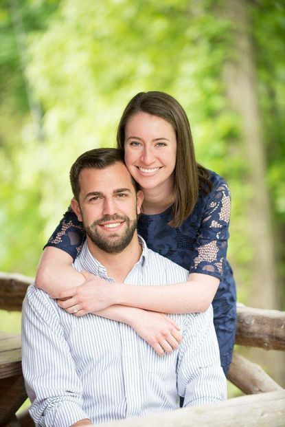 Kelsey Crouse and Samson Fowler are engaged to be married. - Original Credit: Courtesy Photo
