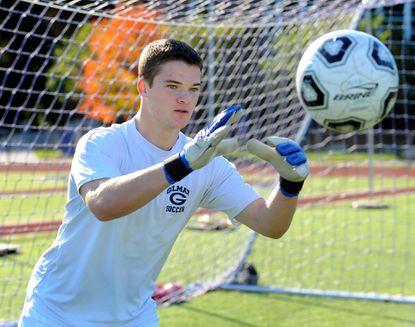 Gilman senior goalkeeper Andrew Harris has added another award to his mantel, the Gatorade Maryland Soccer Player of the Year.