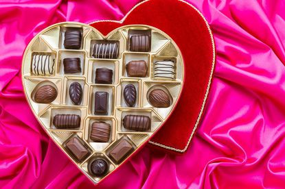 How Many Pounds of Chocolate Do Americans Buy for Valentine' s Day?