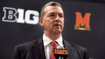 Here's whom and where Maryland men's basketball will play in the Big Ten for 2017-18